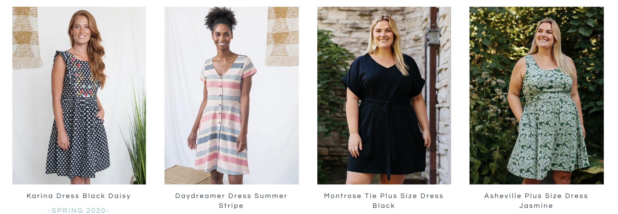 The typical summer dress is produced and designed to last just one or two summers. But eco-friendly dresses are made to last for many years to come! Even better? Their sustainable materials are usually more comfortable on your skin and on the environment. #ecofashion #sustainablefashion #ecofriendlydresses